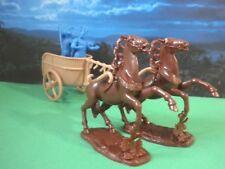 War Troy BIGA TROIANA Soldatini Greci Guerra di Troia Figurini 7 cm. Rari da Lod
