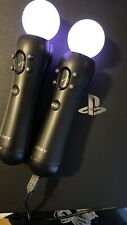 Sony Playstation Move 2x Controller