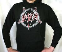 SLAYER Official Hoodie Sweatshirt(S)Original 2011 New Genuine Thrash Metal BL07