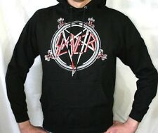 SLAYER Official Hoodie Sweatshirt(S)Original 2011 New Genuine Thrash Metal BL07