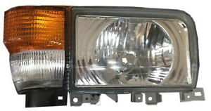 New Passenger Side 3pc Headlight FOR 1995 1996 1997 1998 1999-2010 Nissan UD1400