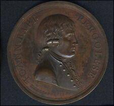 Giovanni Pergolesi (Composer): 1806 Portrait Medal