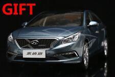 Diecast Car Model 2015 Hyundai All New Sonata 9 1.6T 1:18 (Blue) + SMALL GIFT!!!