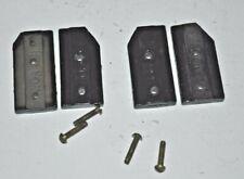 A.F. STANDARD WIDE GAUGE 4692 STEAM LOCO FRONT FILLER PANELS & SIDE WEIGHTS