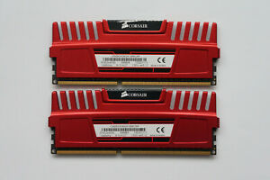 8GB Corsair Vengeance DDR3 Memory 1866MHz CL9 PC3-14900 CMZ8GX3M2A1866C9R