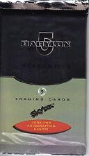 BABYLON 5 - Season 5 Trading Card Packs (20) #NEW