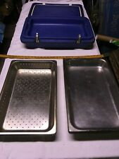 Cambro Insulated Hot Box Hot-Cold Food Carrier for 2� deep + 6 hotel pans/perf