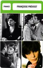 FICHE CINEMA :  FRANCOISE PREVOST -  France (Biographie/Filmographie)