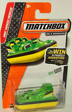 Brand New Matchbox Die Cast Amphi Flyer Hover Craft