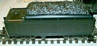 MODERN  LIONEL 2426W TYPE TENDER WITH BUILT IN SOUND IN GOOD CONDITION