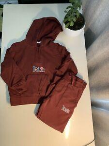 Kith Kids hoodie and pants set SZ 4/5