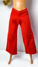 Pedigree Sindy Weekender Doll Red Pants Only Fits Standard Fashionistas