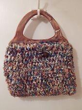*Fuzzy_Shag* Handbag_Clutch - Lg. Handles - Single Pouch (FREE SHIP.) Ltd. ^ v ^