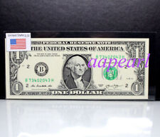 Us $ 1 dollar Banknotes 100% Real paper money Brand New Collections 1pcs