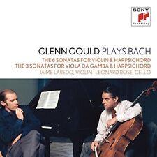 GLENN GOULD PLAYS BACH [CD]
