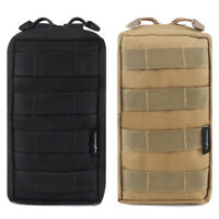 Tactical Molle Pouch Zubehörtasche Military Diverses Mit Gürtelclip Pocket Tool