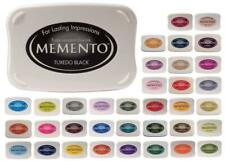 ~ MEMENTO ~ Ink Stamp Pad. New & Sealed! Your choice of colours!!