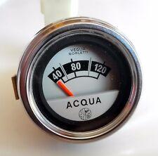 Manometro temperatura acqua VEGLIA BORLETTI ALFA ROMEO 2000 (NUOVO) ORIGINALE b