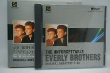 Everly Brothers - The Unforgettable (29 Original Greatest Hits) RARE HDCD Album