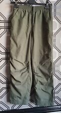BOYS ADIDAS GREEN TRACKSUIT JOGGING BOTTOMS AGE 11-12 YEARS W24
