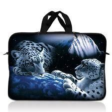 "13.3"" 13"" Notebook Laptop Bag Sleeve Case Apple Macbook Pro Chromebook Leopard"