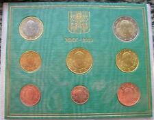 Vatican 2010 Official Euro Mint Set of 8 Coins,UNC