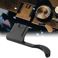 Thumb Rest Grip Hot Shoe Cover For Fuji Fujifilm X100F Mirrorless Digital Camera