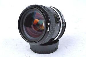 Nikon Nikkor AI 35mm F/2 Lens *READ* #J22859
