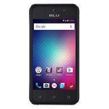 BLU Vivo 5 Mini V050Q Unlocked GSM Quad-Core Dual-SIM Phone - Gray