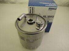 Mercedes A-Class A160 CDi A170 CDi  Genuine Mahle Fuel Filter KL100/2 1998-2005