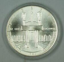 1984-S U.S. Los Angeles Olympic Commemorative Silver UNC $1 Coin NO BOX NO COA