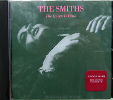 MORRISSEY SMITHS CD The Queen Is Dead REMASTERED Classic New Album Johnny Marr