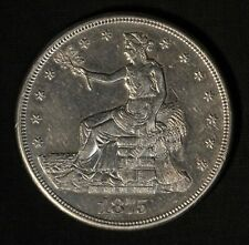 1875-S US Silver Trade Dollar - Free Shipping USA