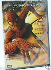 Marvel Spider-man Spiderman Film DVD Region 2 NEW SEALED