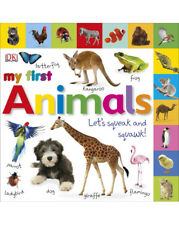 My First Animals Let's Squeak and Squawk von DK (2010, Gebundene Ausgabe)
