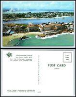 PUERTO RICO Postcard - San Juan, Condado Beach Hotel M19
