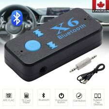 Universal Wireless Bluetooth V4.1 AUX 3.5mm Audio Music Receiver Car Adapter Kit