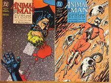 Animal Man 51 & 52 (1992) DC