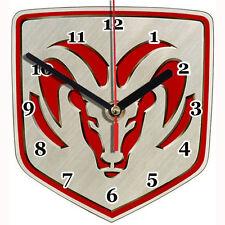 HORLOGE MURALE Logo DODGE -01M