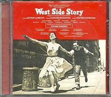 West Side Story Mastersound Gold CD SBM ohne Pappumhüllung (no Slipcase) OOP