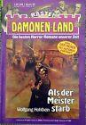 Dämonen-Land, Als der Meister starb, W. Hohlbein Nr.: 62, Bastei Verlag, Z 1