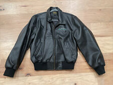 New listing Dassault Falcon Leather Jacket