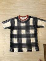 ISSEY MIYAKE T-shirt short sleeve men's one size J3765