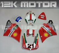 Shell Fairing Kit Fairing Set Fit Bodywork Panel For DUCATI 748 916 996 14