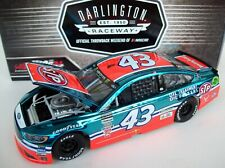 Aric Almirola 2017 STP  #43 Darlington Throwback Color Chrome Petty Ford 1/24