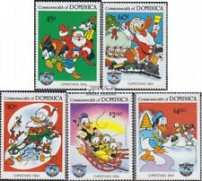 dominica 894-898 (complete.issue.) unmounted mint / never hinged 1984 Walt-Disne