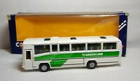 CORGI 1984 DIECAST PLAXTON PARAMOUNT 3500 GREEN LINE ROUTE 715 GUILDFORD - BOXED