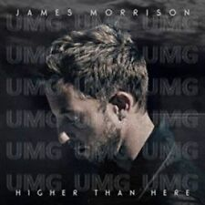 JAMES MORRISON - HIGHER THAN HERE - DELUXE LTDA [CD]