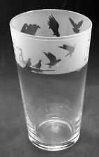More details for racing pigeon frieze boxed 57cl conical 1 pint glass