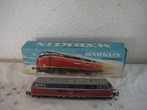 Märklin Diesellokomotive Nr. 3021 Spur HO in der OVP